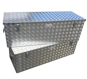 Cajas de aluminio Robusta