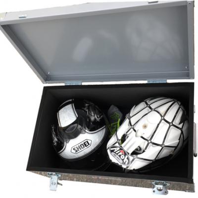 Caja para equipacion