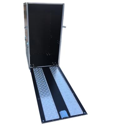 caja de herramienta con ramps