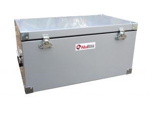 caja de aluminio confort box