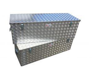 cajas de aluminio robusta y cajas metalicas