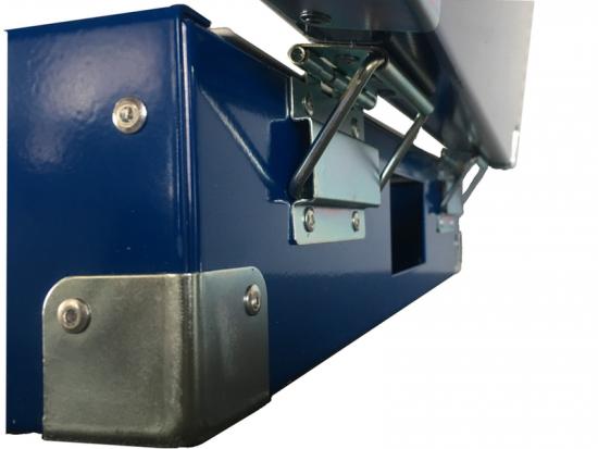 Caja metalica para proyectos tecnologicos