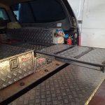 pickup con hardtop y cajonera 4x4