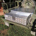 Jeep con cajonera de aluminio