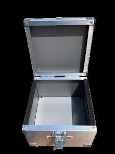 Caja de aluminio TecnoBox